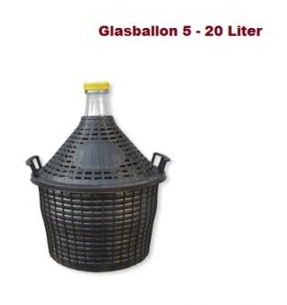 Weinballon / Bag In Box