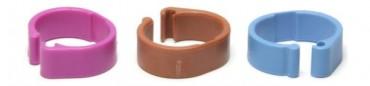 Farbring Circle 2000 Ø12 mm rot rot
