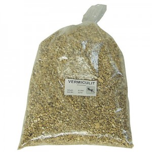 Brutsubstrat Vermiculit