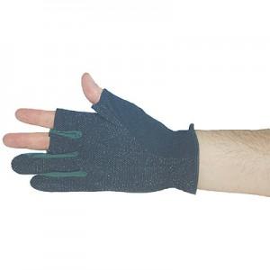 Angler-Handschuhe mit Noppenbeschichtung M
