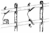 Clip-Anschlusskabel