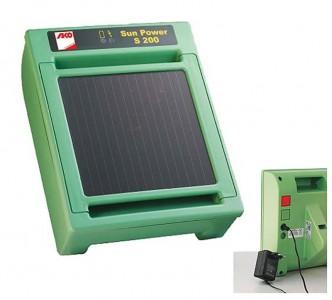 Solar-Elektrozaungerät Sun Power