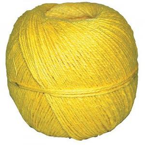 Wurstgarn gelb