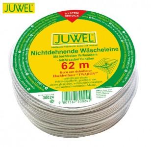 Juwel Wäscheleine TWARON 62m
