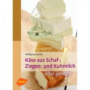 Käse aus Schaf-, Ziegen- und Kuhmilch selbstgemacht
