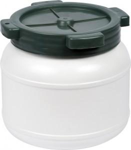 Fass für Sauerkraut aus HDPE 5 Liter