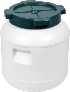 Fass für Sauerkraut aus HDPE 10 Liter