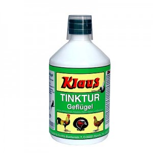 KLAUS Tinktur-Geflügel 1000ml 1000ml