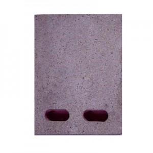 Vorderwand Mauersegler für Einbaustein