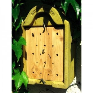 Insektennisthaus zur Beobachtung