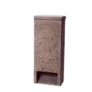 Fledermaus-Fassadenröhre 1FR