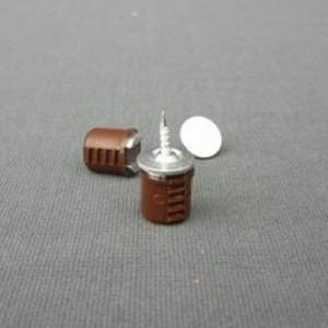 Magnetschnäpper, rund