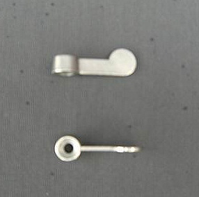 Vorreiber aus Metall
