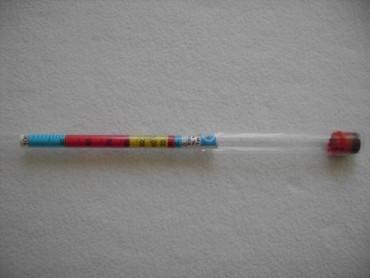 Alkoholmeter 0-100 Vol ohne Thermometer