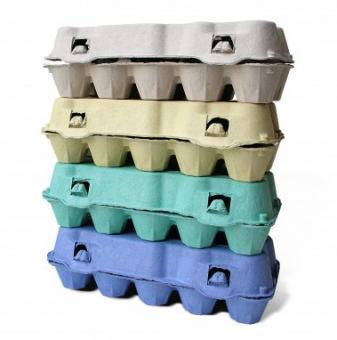 170x 10er Eierschachteln für Hühnereier