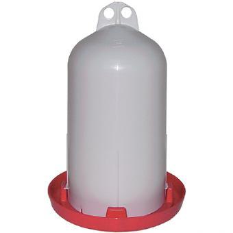 Doppelzylinder Geflügeltränke 12L 12 Liter