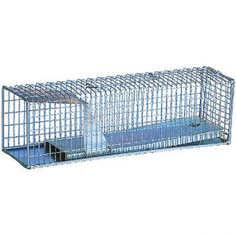 Gitterfalle zum Einzelfang von Ratten/Wiesel/Siebenschläfer