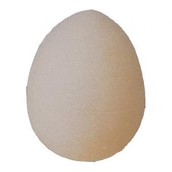 Nesteier für Hühner (Gips)