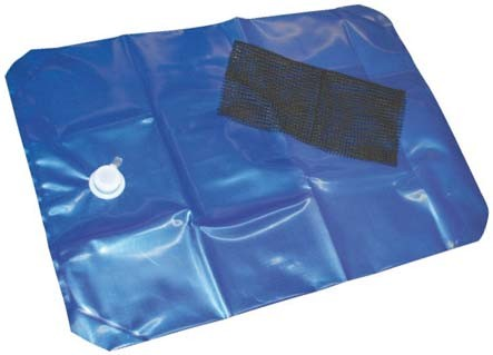 Wasserbehälter für Schubkarre H2go