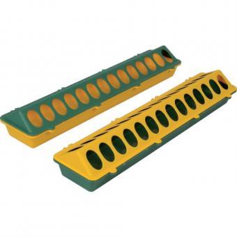 Kükentrog 50cm  grün/gelb