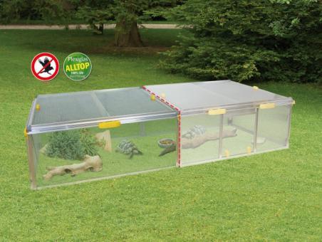 Schildkrötenhaus Paula Erweiterungssatz