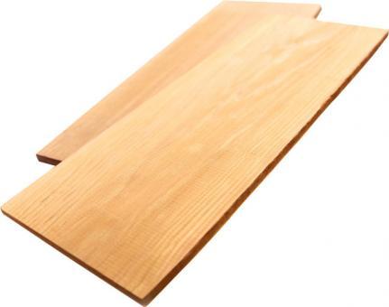 Zedernholz zum Grillen von Fisch (Grill Planks)