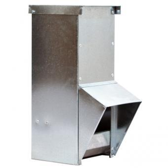 Futterautomat für Geflügel