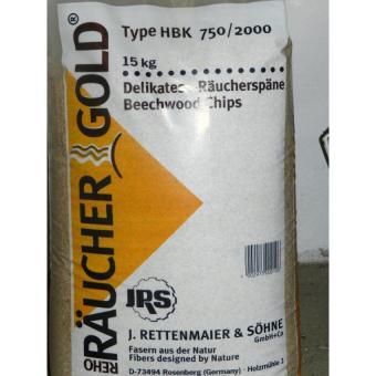 Goldspan Räucherspäne B10/40 div Gebindegrössen