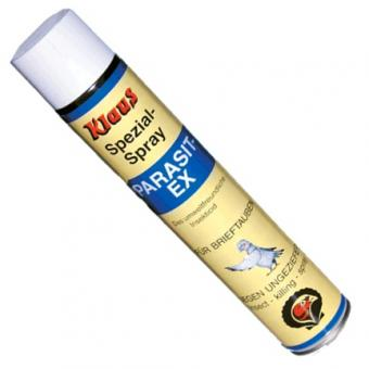 KlausParasit-Ex Spezial Spray 750ml