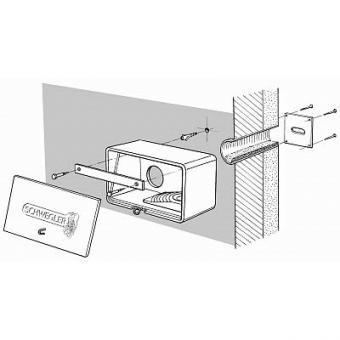 Mauersegler-Beobachtungskasten Nr. 14