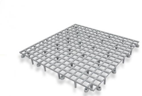 Bodengitterrost 50x50cm