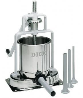 Dick-Tisch-Wurstfüller 6 Liter