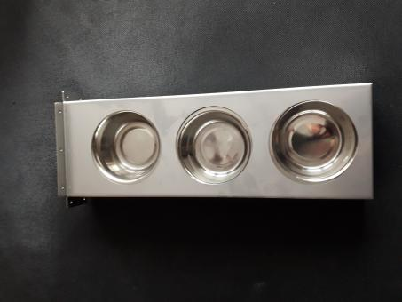 3-fach Futterkassette