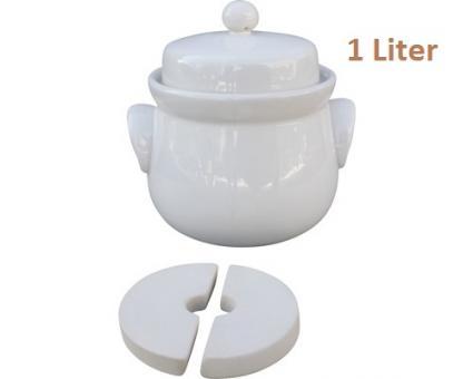 Gärtopf 1 Liter