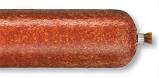 Kunstdarm für Rohwurst,  25 Stück 5,5 x 25 cm 25St 25cm Ø5.5cm
