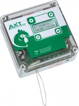 Pförtner mit Batterien & Zeitschaltuhr VSE Neu