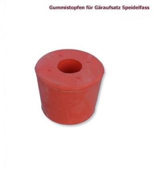 Gummistopfen für Speidel für Gäraufsatz
