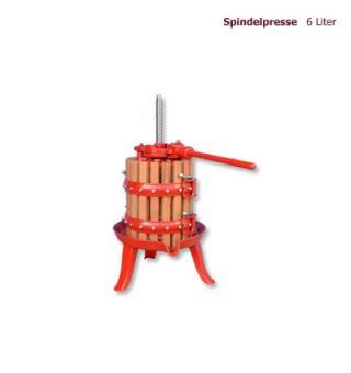 Spindelpresse 6Liter