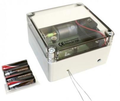 Pförtner mit Batterien (Auswahl)